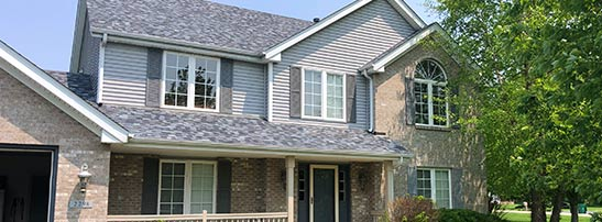 Roofing services in Rockford, IL